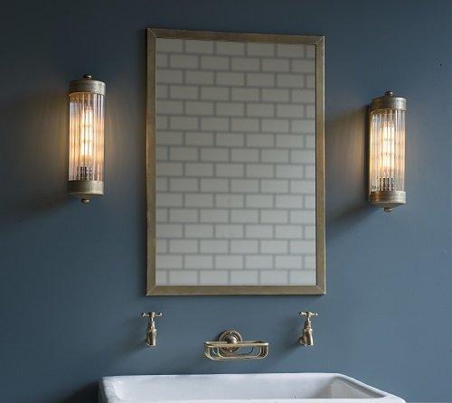 Vintage Bathroom Inspiration Jim, Vintage Bathroom Light