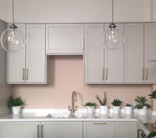 pink kitchen pendant lights jim lawrence houseplants